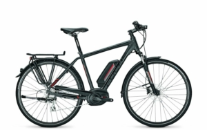 Focus Aventura Bosch Electric Bike