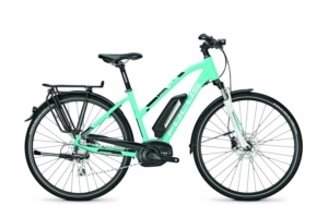 Focus Aventura Bosch Electric Womens Bike