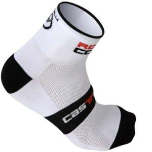 Castelli Men's Rosso Corsa 6 Socks