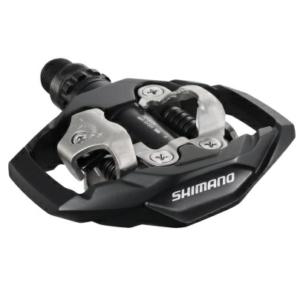 Shimano M530 MTB SPD Pedals Black