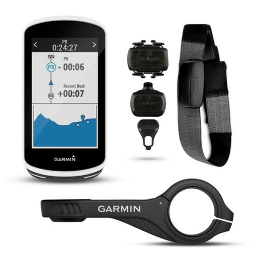 Garmin Edge 1030 Cycling GPS Computer Performance Bundle
