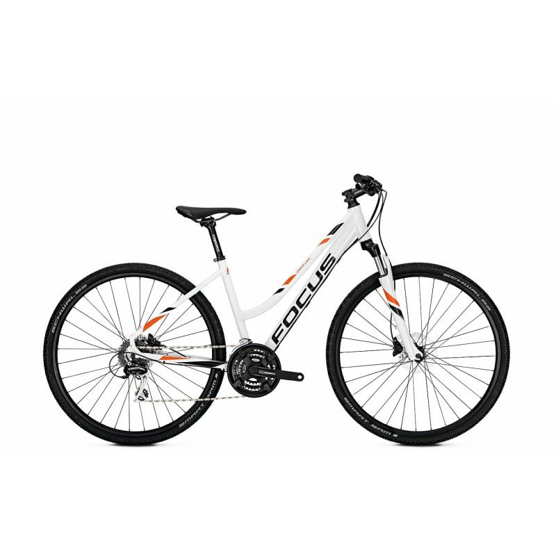 Focus Crater Lake Evo Hybrid Womens Bike
