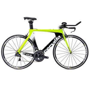 2019 Cervelo P3 Shimano Ultegra Di2 8060 TT/ Tri Bike