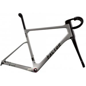 Factor ViSTA Gravel Frameset - Stone Gray
