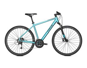 Focus Crater Lake 3.8 Hybrid Bike