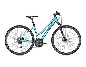Focus Crater Lake 3.8 Hybrid Womens Bike