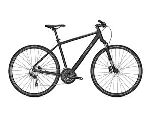 Focus Crater Lake 3.9 Hybrid Bike