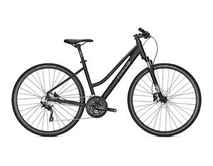 Focus Crater Lake 3.9 Hybrid Womens Bike