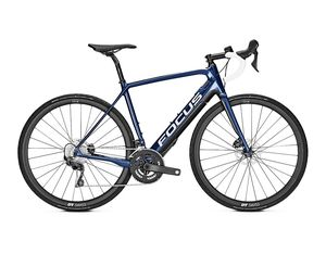 2020 Focus Paralane2 9.7 Carbon E-Road Bike