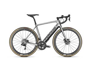 2020 Focus Paralane2 9.9 Carbon E-Road Bike
