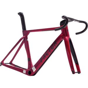 Factor ONE Frameset Crimson Red