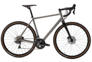 Enigma Escape GRX810 Titanium Gravel Bike