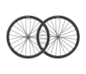 Mavic Ksyrium Elite UST Centre Lock Disc Wheelset