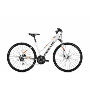 Focus Crater Lake Evo Hybrid Womens Bike