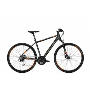 Focus Crater Lake Evo Hybrid Bike