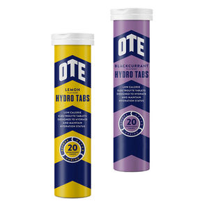 OTE Hydro Tablets - 20 Tables Per Tube