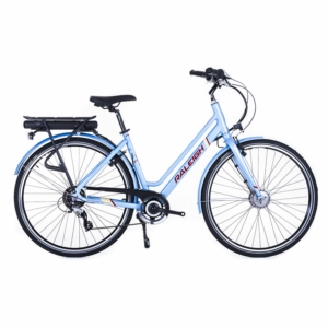Raleigh Array E-Motion Low Step Electric Bike