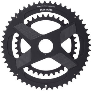 Rotor ALDHU Direct Mount Round Chainrings Gravel Ratio
