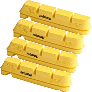 SwissStop FlashPro Yellow King Brake Pads