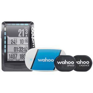 Wahoo ELEMNT Cycling GPS Compute Bundle