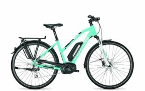 Focus Aventura Bosch Electric Womens Bike