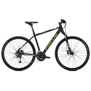 Focus Crater Lake Lite Hybrid Bike