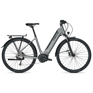 2021 Focus Planet2 5.8 Womens Electric Bike