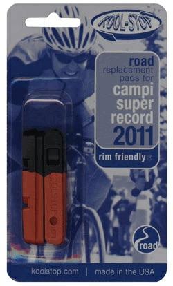 Kool Stop Campy Super Record Inserts