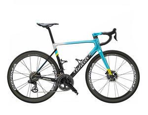 2020 Wilier Zero SLR Astana SRAM Force AXS Disc Road Bike