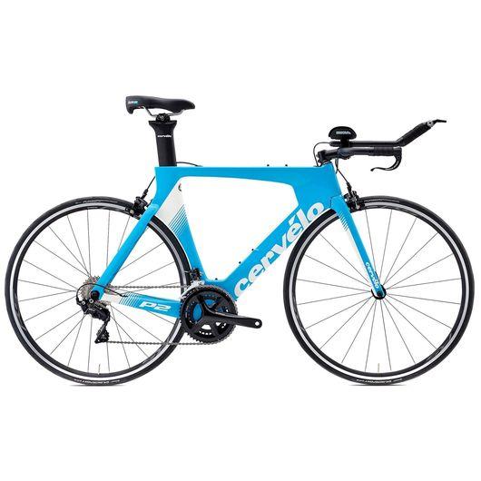 2019 Cervélo P2 Shimano 105 7000 TT/ Tri Bike