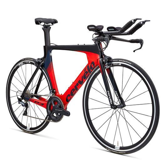 2019 Cervelo P3 Shimano Ultegra 8000 TT/ Tri Bike