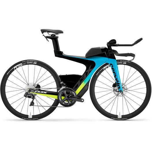 2019 Cervelo P3X Ultegra Di2 2.0 Disc TT/Tri Bike