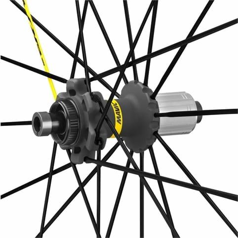 Ksyrium Pro UST Disc Centre Lock Clincher Wheelset