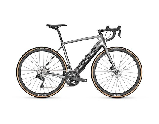 2021 Focus Paralane2 9.8 Ultegra Di2 Carbon E-Road Bike