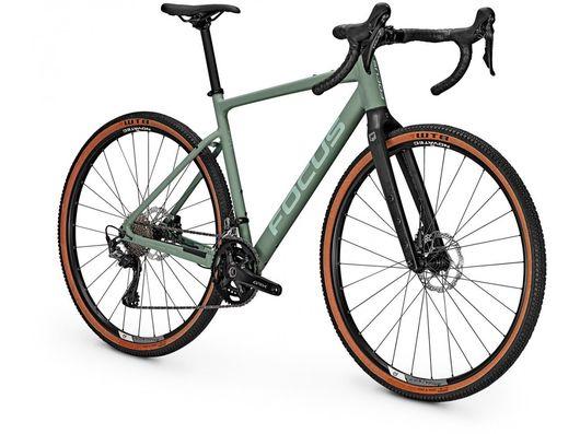 2021 Focus Atlas 6.8 Disc Gravel Bike