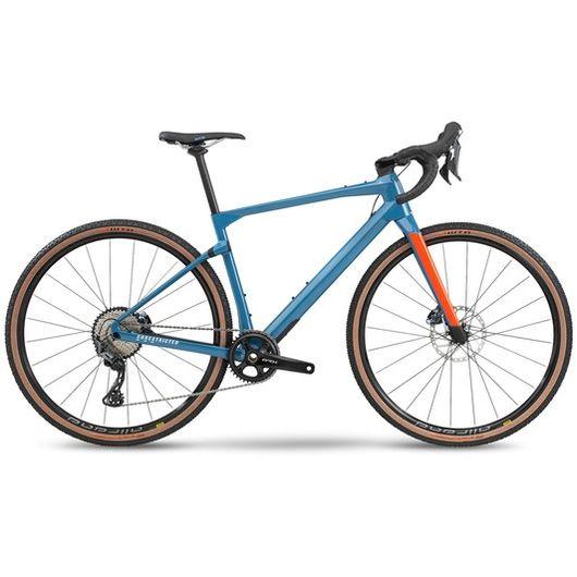 2020 BMC URS Three GRX Disc Gravel Bike