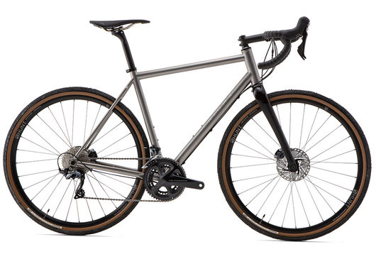 Enigma Escape Ultegra 8020 Titanium Gravel Bike