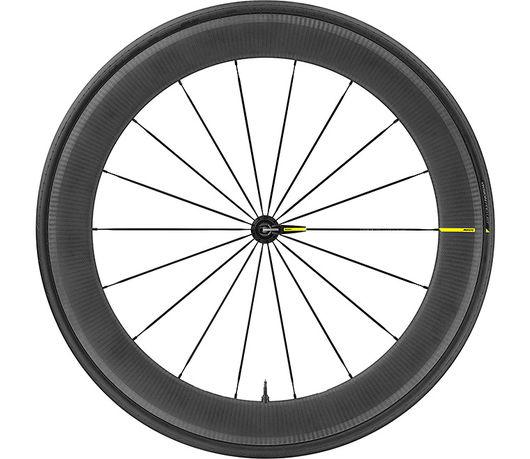 Mavic Comete Pro Carbon SL UST Clincher Wheelset