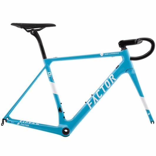 Factor O2 Frameset AG2R Blue