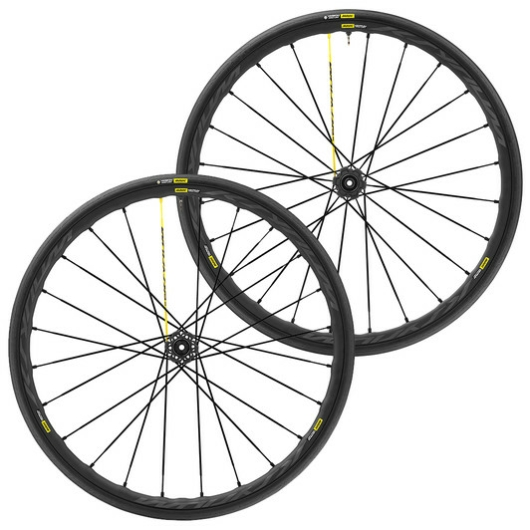 Mavic Ksyrium Pro UST Disc Centre Lock Wheelset