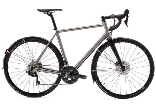 Enigma Etape Ultegra Di2 Titanium Road Bike