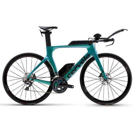 2021 Cervelo P-Series Ultegra Disc TT/Tri Bike