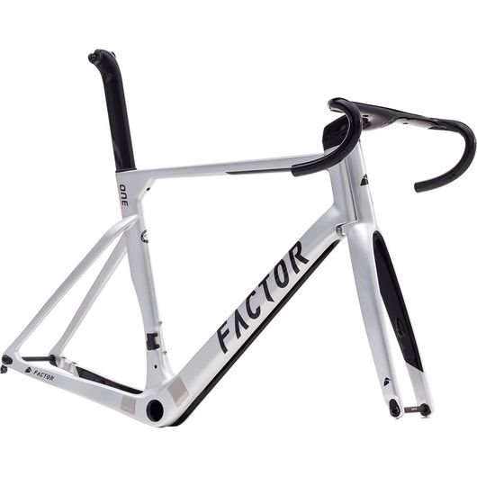 Factor ONE Frameset Sterling Silver