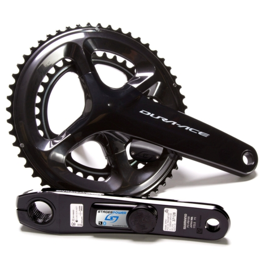 Stages Dura Ace 9100 Dual Sided Power Meter 52/36