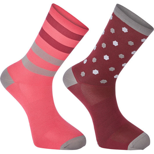 Madison Sportive Long Sock Twin Pack