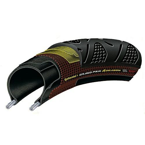 Continental Grand Prix 4 Season Folding Road Tyre
