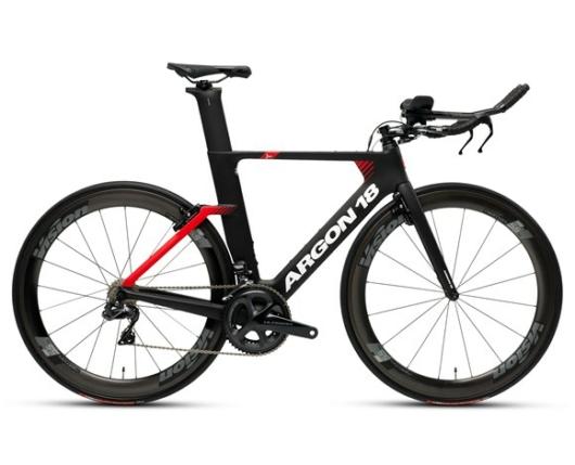 2019 Argon 18 E-117 Ultegra Di2 8050 TT/ Tri Bike