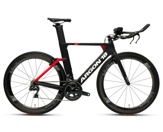 2019 Argon 18 E-117 Ultegra 8000 TT/ Tri Bike