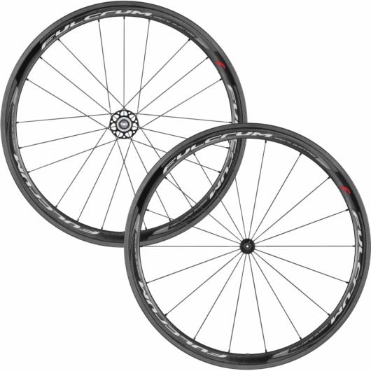 Fulcrum Quattro Carbon C17 40mm Wheelset