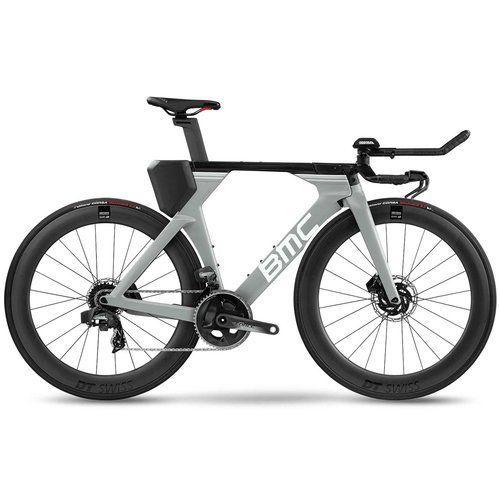 2021 BMC Timemachine 01 One Force eTap AXS Disc TT/Tri Bike